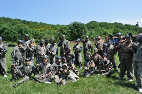25 Mayıs 2014 Kilyos Paintball ve Mangal Partisi